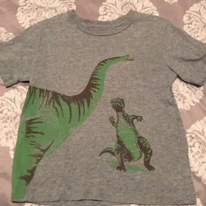 BabyGap short sleeved dinosaur shirt